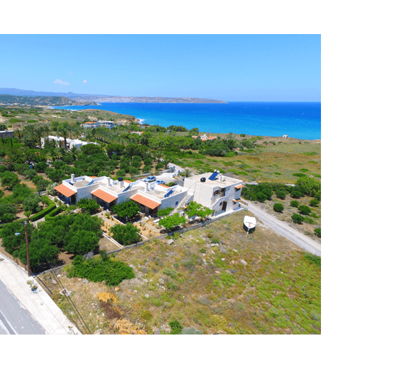 Διαμερίσματα στη Σητεία - Apartments in Sitia